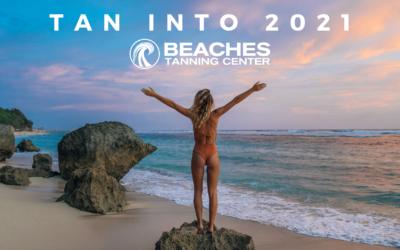 Tan into 2021